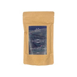 [lemongrass78 ] Himalayan Mountain Organic CTC Lemongrass tea 100gm